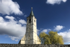Pernegger Kirchturmspitze