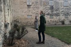 Erster Klosterrundgang