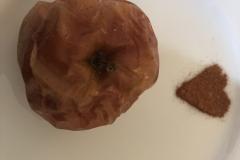 Köstlicher Bratapfel