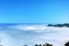 Napali Coast von oben (Aussicht erwandert)