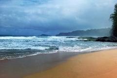 Richtung Kilauea Lighthouse